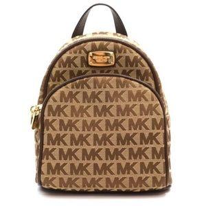 Michael Kors signature mini backpack